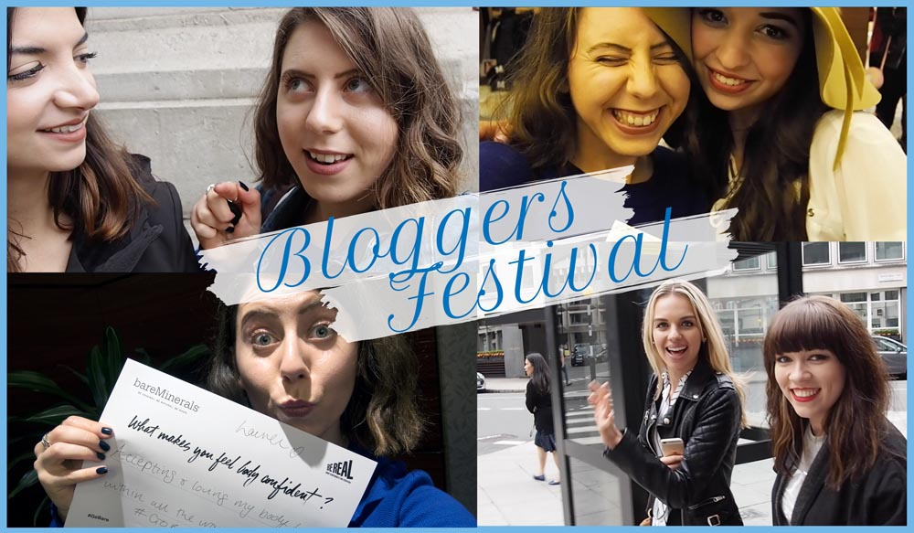THE VIDEO: #BLOGGERSFESTIVAL VLOG