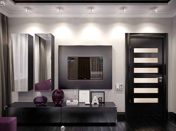 best designs to ways to place the TV in the living room 2015,place TV in the living room,ideas to place the TV in the living room, designs to living room