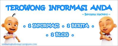 !                                                                     1 Blog 1 Informasi !