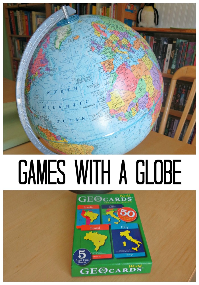 Geography Games With A Globe Planet Smarty Pants - Free geography games