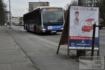 """Königstraße - Sicherheitskampagne """"schon gecheckt"""""""