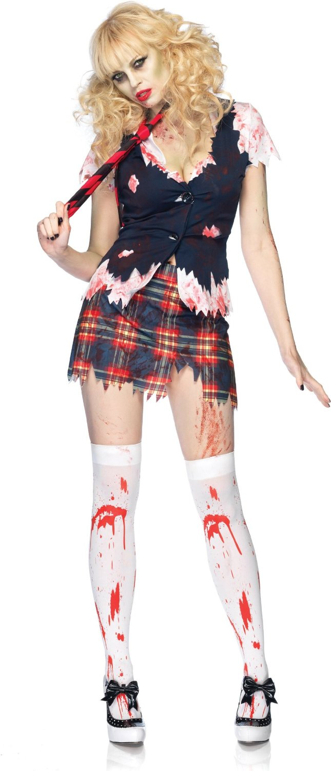 Halloween Costume Ideas Zombies  sc 1 st  The Spooky Vegan & The Spooky Vegan: Halloween Costume Ideas: Zombies