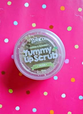 Yummy Lipscrub Gulaco Zahrayny