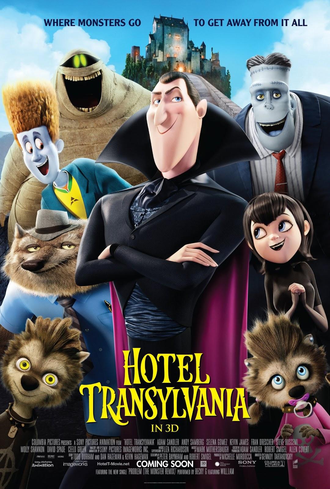 hotel transylvania 1 pelicula completa en español gratis
