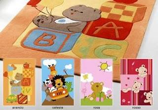 Tappeti Colorati Per Bambini : Tappeti per i bambini : tronzano vercellese
