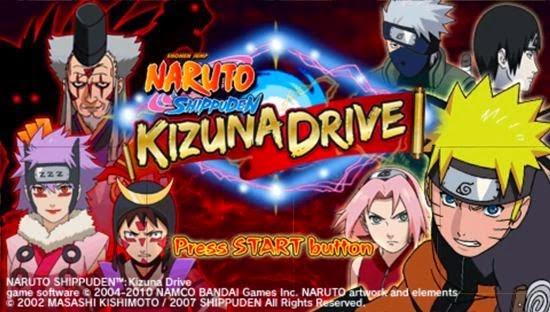 Naruto Shippuden kizuna drive Free download
