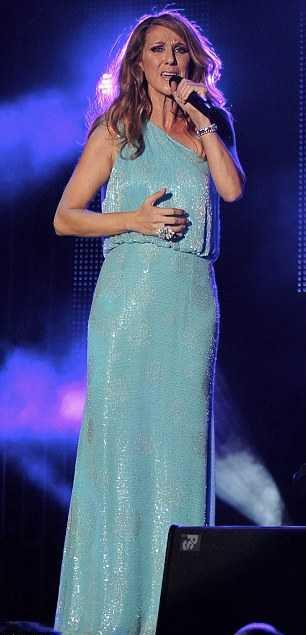 Celine Dion Legs