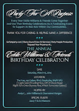 Eddie Williams` 7th Annual Party for a Purpose Fundraising Event, The Vue, Toronto, ON - Sat Mar 15
