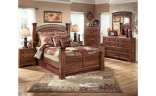 Ashley Furniture Homestore The Timberline Bedroom Collection Grasps The True Beauty Of