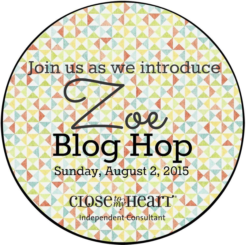 Zoe Blog Hop: August 2