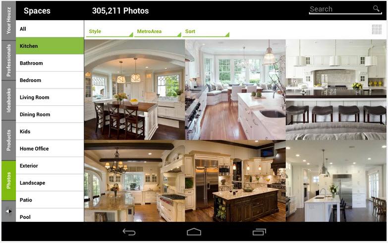 Aplicaciones para hacer planos de casas en smartphones y - Diseno de casas 3d ...