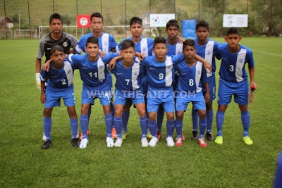 India U-14 boys come from a goal down to win 3-1 over Afghanistan