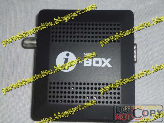 New I-Box China - Seus Problemas de Atualização Acabaram