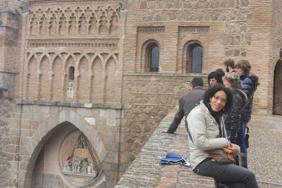 Puerta del Sol in Toledo