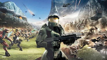 #6 Halo Wallpaper