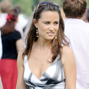 Middleton topless Pippa