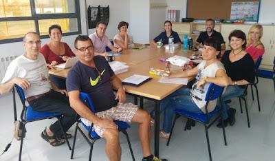 Proyecto Cártama cumple un curso: el profesorado