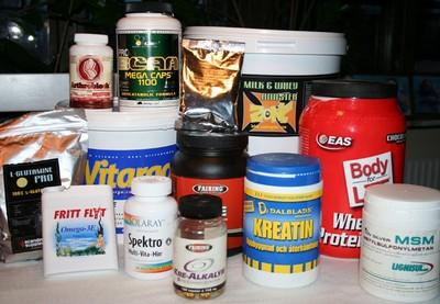 kosttillskott bra eller dåligt