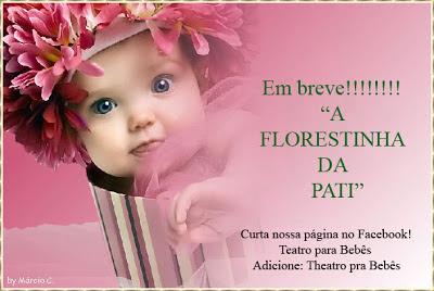 Teatro para Bebês estréia nova peça em 2013