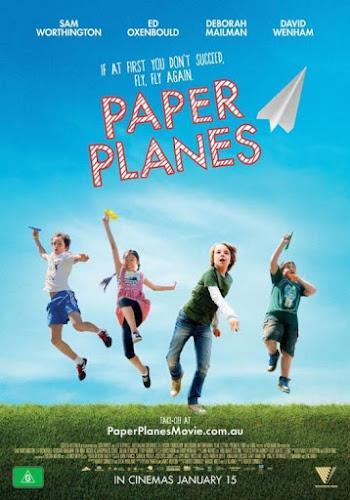 Paper Planes (Web-DL 720p Ingles Subtitulada) (2015)