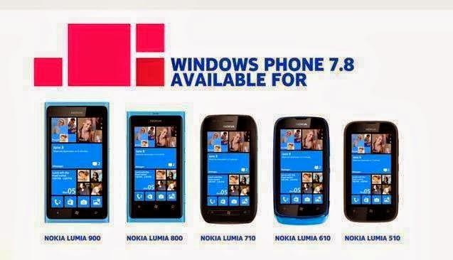 Harga Handphone Nokia Lumia