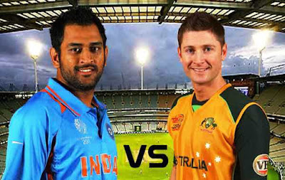 india vs australia 2016 odi t20 january