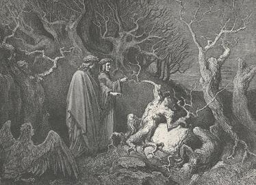 Dante's Goddelijke Komedie Beleven
