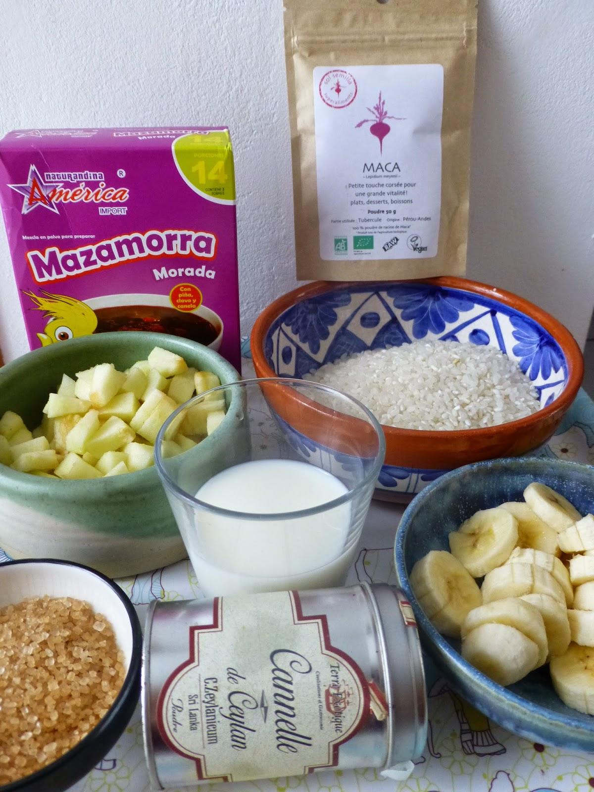 Riz au lait la p ruvienne blogs de cuisine - La cuisine peruvienne ...