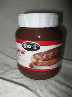 Aldi Nutella Berryhill Hazelnut Spread