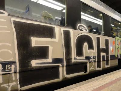 elch graffiti