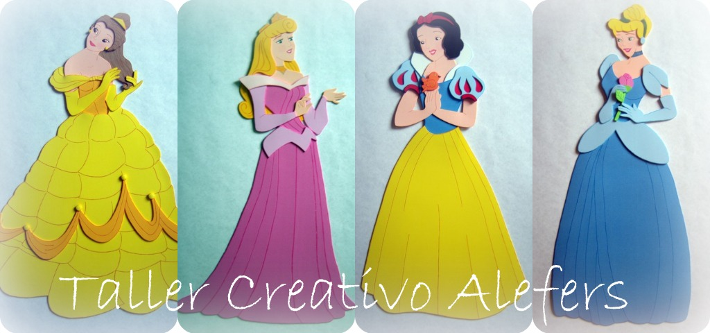 Alefers Tienda On Line: PRINCESAS DISNEY