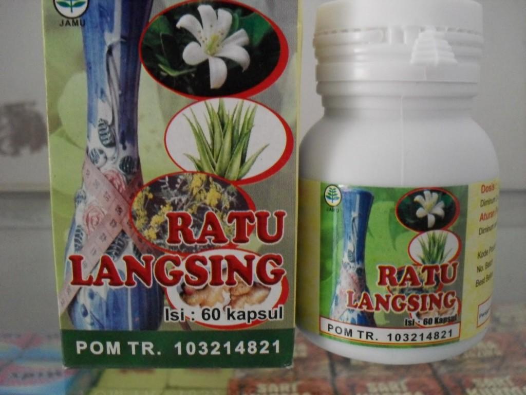 Ratu Langsing Asli Apakah Aman Kapsul Pelangsing Ampuh Sinensa Beauty Slim Herbal Bpom Obat Diet