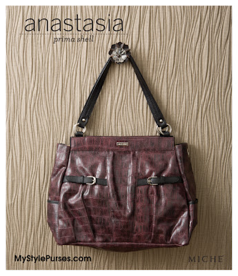 Miche Anastasia Prima Shell ~ November 2012 Miche Cherish Winter Catalog