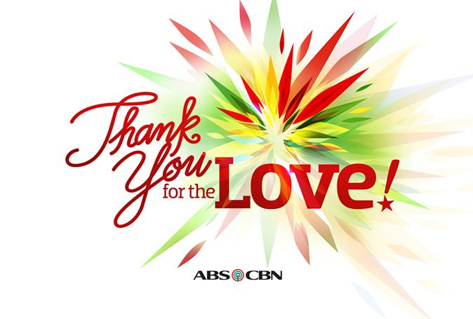 Kapamilya stars express gratitude to filipinos whose stories inspire