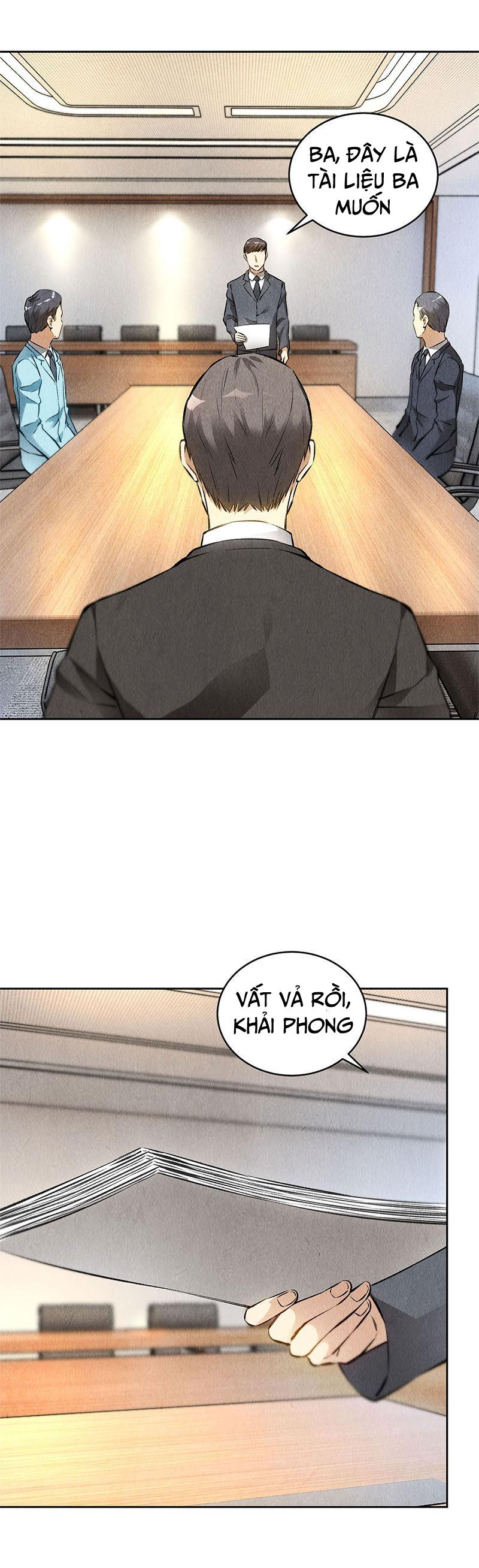 Ta Là Phế Vật chap 110 - Trang 2