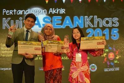 ASEAN QUIZ MALAYSIA 2016