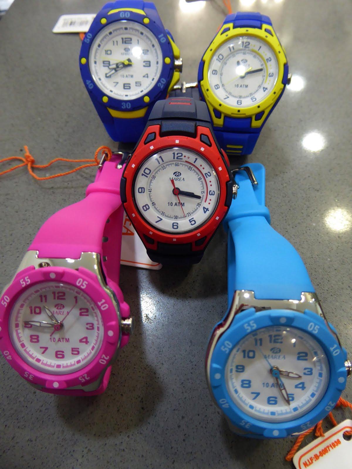 Relojes Marea para niños