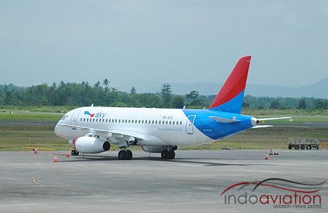 Sky Aviation SSJ100