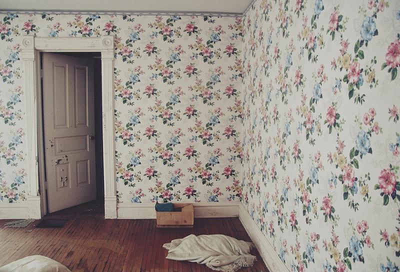 Decora o papel de parede brilho de aluguel - Camere da letto stile inglese ...
