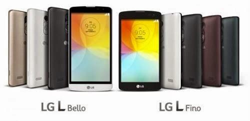 Los Nuevos LG Gama Media