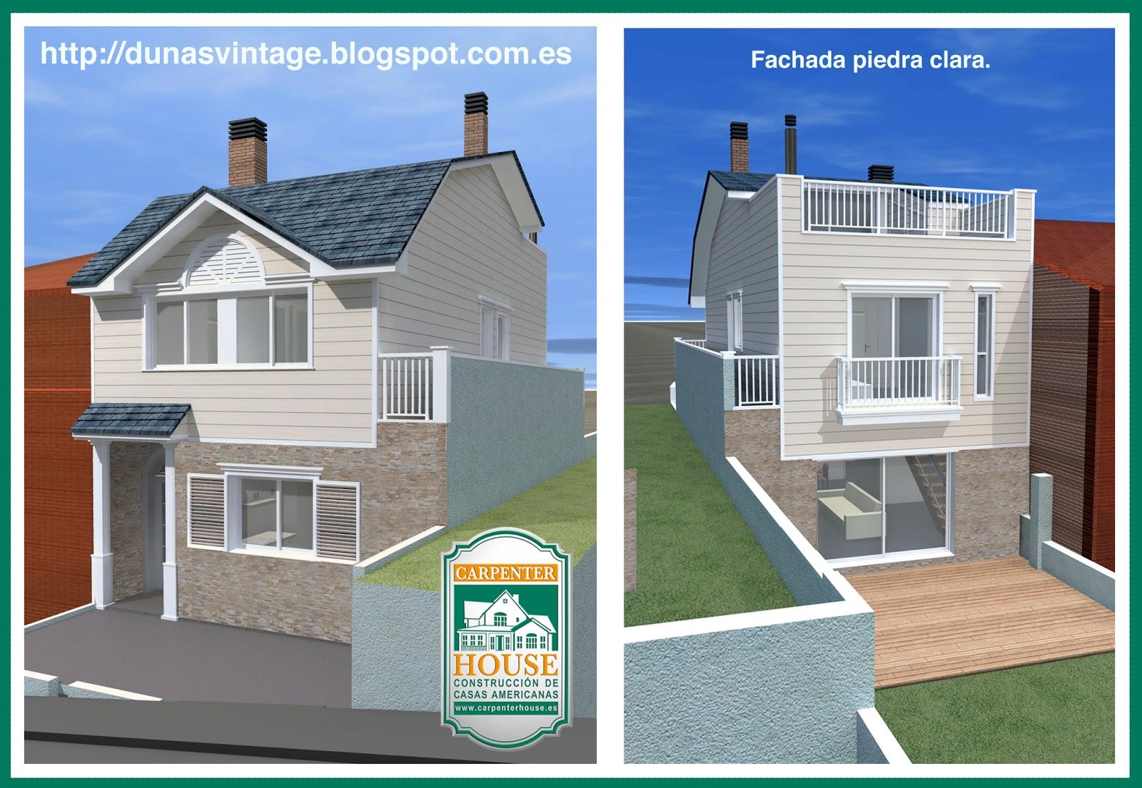 Carpenter house carpenter house pr ximamente nueva - Construccion vivienda unifamiliar ...