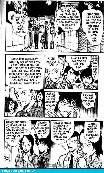 Detective Conan - Thám Tử Lừng Danh Conan chap 512 page 15 - IZTruyenTranh.com