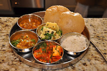 Thali (Lunch/Dinner)