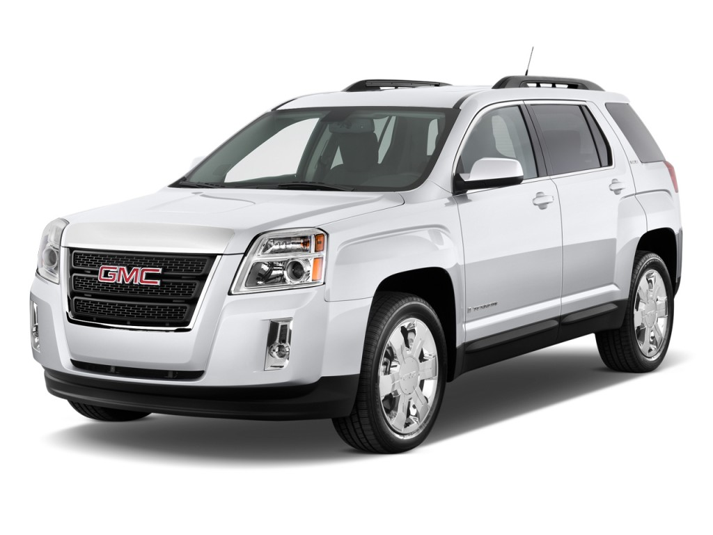Gmc Terrain 2012 New Car Price Specification Review