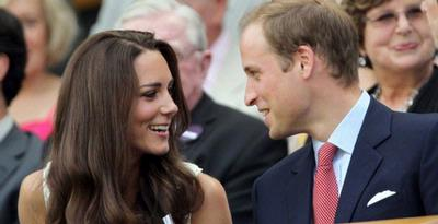 Pangeran William dan Kate Middleton, pasangan yang sama-sama sulung.