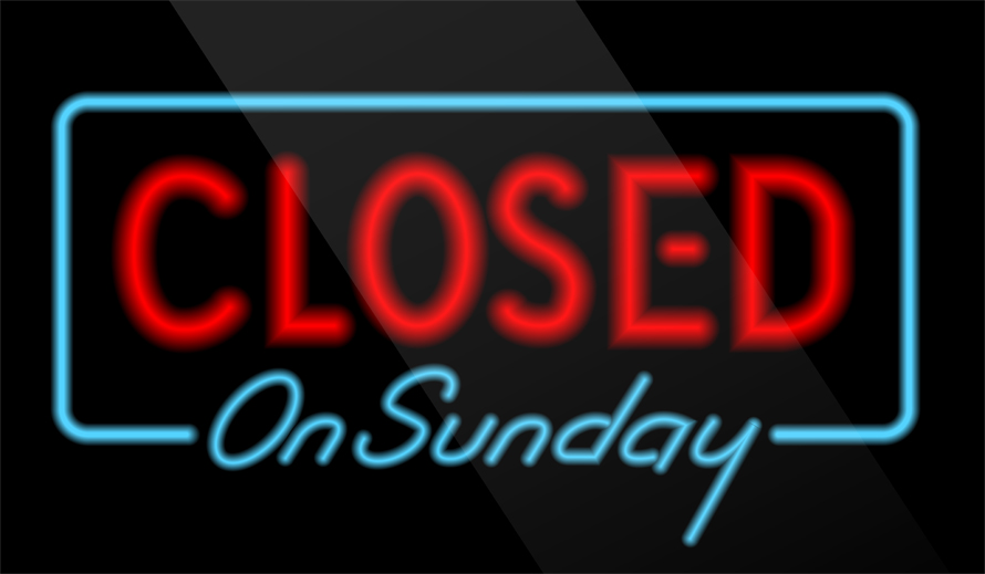 Closed on Sunday Podcast