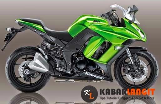 Harga Kawasaki Ninja 1000