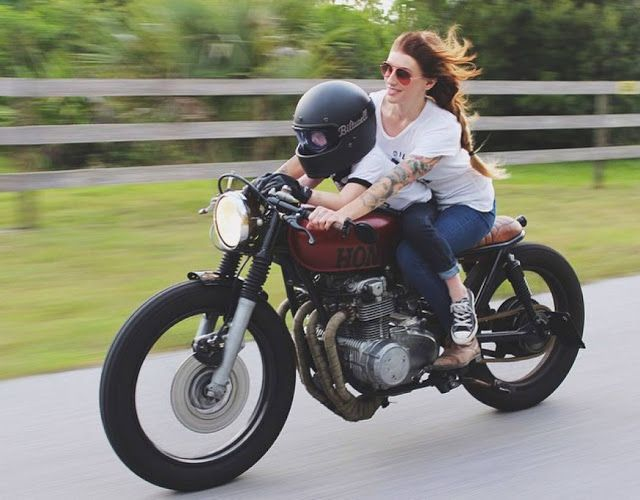 Cafe Racer Outfit Women