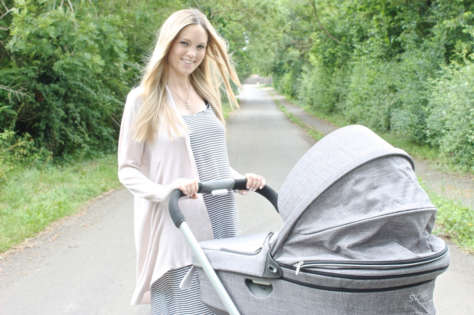 Stokke Crusi Review, Black Melange Stokke Crusi,