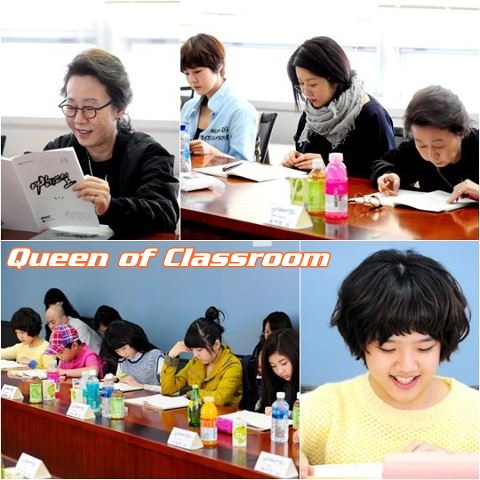 [MBC] Queen of Classroom (2013)